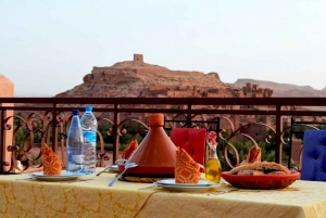 From Marrakech: Day Trip to Ouarzazate and Ait Benhaddou