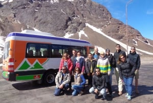 From Mendoza: High Andes Aconcagua Mountain Tour