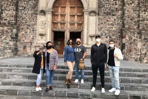 From Mexico City: Teotihuacan and Guadalupe Shrine Day Tour