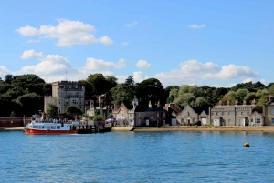 From Poole to Swanage: 2-Hour Jurassic Coastal Cruise