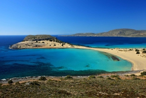 From Rethymno: Gramvousa Island and Balos Bay