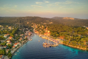 From Split: Trogir and Blue Lagoon Half Day Tour