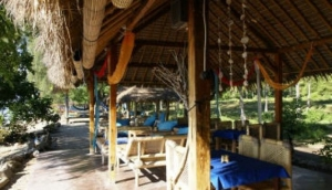 Gili Air Santay Restaurant