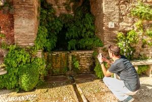 Granada: Alhambra and Generalife Tour