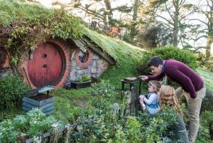 Hobbiton Movie Set Guided Tour