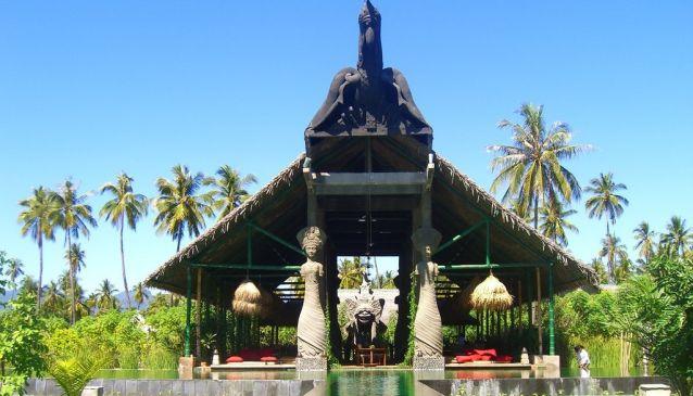 Hotel Tugu Lombok