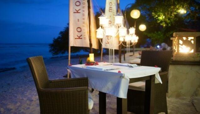ko-ko-mo Restaurant