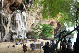 Krabi: 4 Islands Day Trip by Speedboat Including Lunch Box