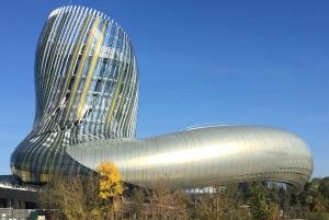 La Cité du Vin Skip-the-Line Entrance Ticket & Wine Tasting