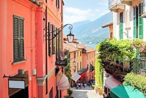 Lake Como, Bellagio and Varenna: Full-Day Tour from Milan
