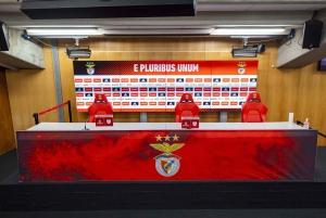 Lisbon: Luz Stadium Tour and SL Benfica Museum Ticket