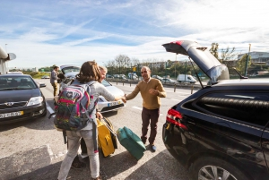 Lisbon: Private Transfer Between Airport and City Center