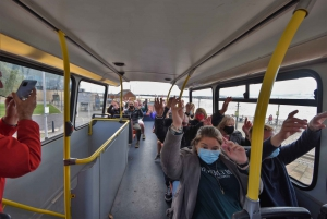 Liverpool: City and Beatles Open Top Bus Tour