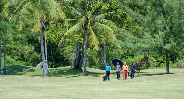 Lombok Golf Kosaido Country Club