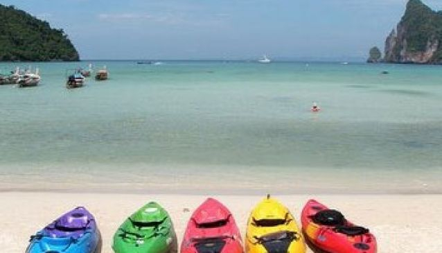 Lombok Outdoors Sea Kayaking