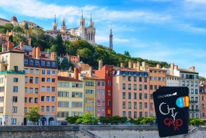 Lyon City Pass: Public Transport & More Than 40 Attractions
