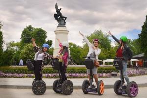 Madrid: City Center and Retiro Park 1.5-Hour Segway Tour