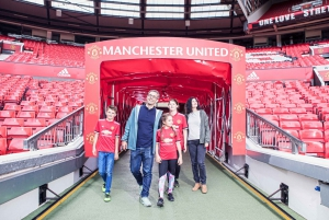 Manchester United Museum and Stadium Tour