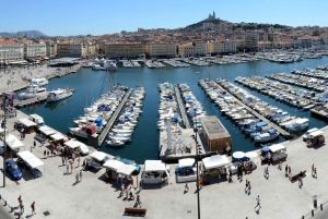 Marseille Pass: 24 Hours, 48 Hours or 72 Hours