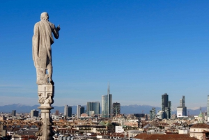 Milan Cathedral and Rooftop Ticket