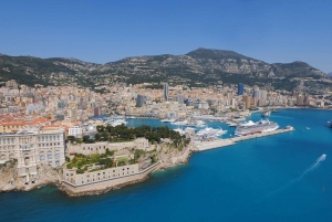 Monaco, Monte Carlo and Eze Half-Day Trip