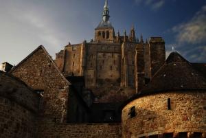 Mont-Saint-Michel Abbey Ticket & Self-Guided Tour