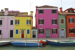 Murano, Burano and Torcello Islands Full-Day Tour