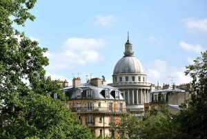 Paris: Panthéon Admission Ticket and Self-Guided Tour