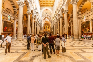Pisa Cathedral Guided Tour and Optional Leaning Tower Ticket