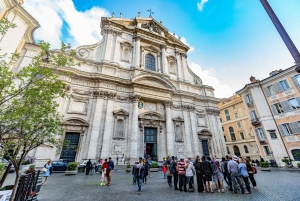 Rome: Fountains and Squares Small-Group Walking Tour