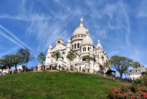 Sacré-Coeur and Montmartre Tour with Expert Guide