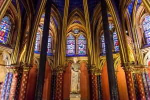 Sainte-Chapelle & Conciergerie Combined Skip-the-Line Ticket