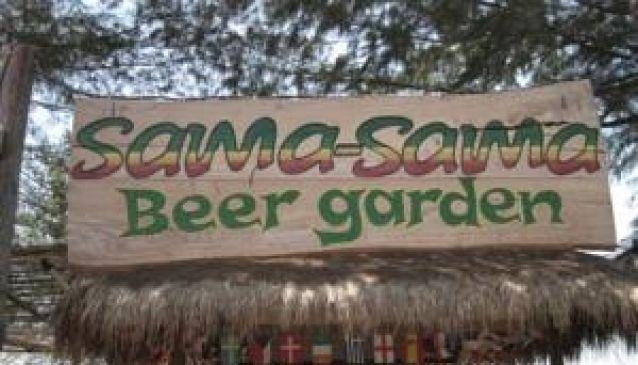 Sama-sama Regae bar