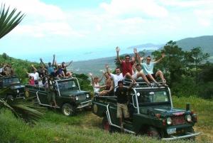 Samui: 7-Hour 4WD Wild Jungle Safari Tour Including Lunch