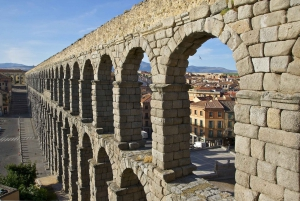 Segovia and Toledo: Alcazar with Cathedral & Lunch Options