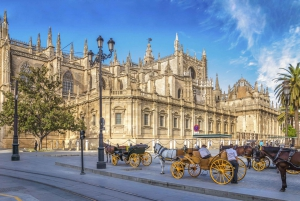 Seville Cathedral and Giralda: Skip-the-Line Ticket