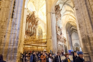 Seville: Cathedral Guided Tour with Priority Access