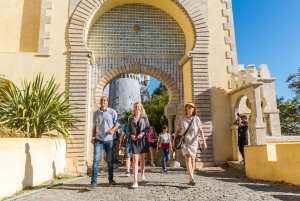 Sintra and Cascais Full Day Group Tour from Lisbon