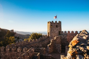 Sintra: Castle of the Moors Fast Track Ticket