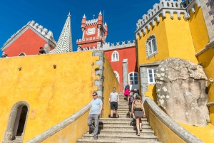 Sintra: Pena Palace and Park Skip-the-Ticket-Line Entrance
