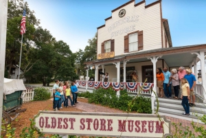 St. Augustine: Hop-On Hop-Off Trolley Tour