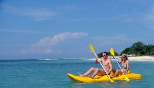 Watersports by Hotel Ombak Sunset