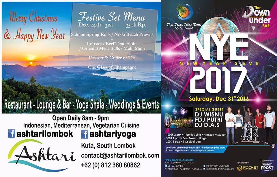 Ashtari New Year Set Menu