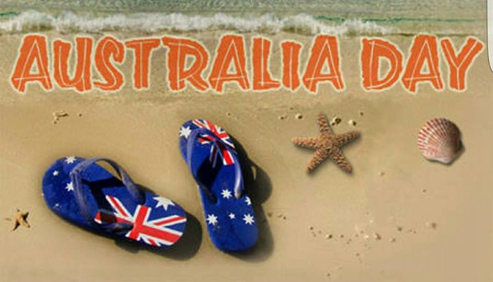 Australia Day 26 Jan 17 ( BBQ And FAMILY FUN DAY )