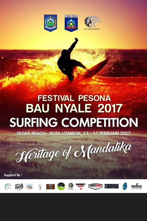 Bau Nyale Surfing Competition