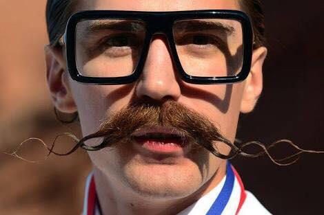 Movember fundraiser party @ Manta