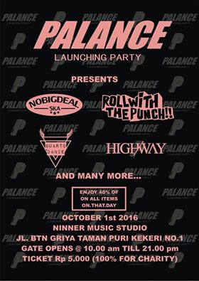 PALANCE Launch Party
