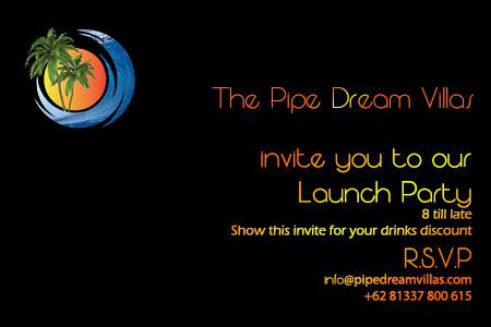 Pipe Dream Launch Party