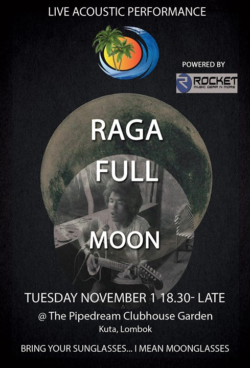 Raga Full Moon LIVE MUSIC