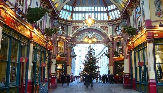 A London Winter Wonderland